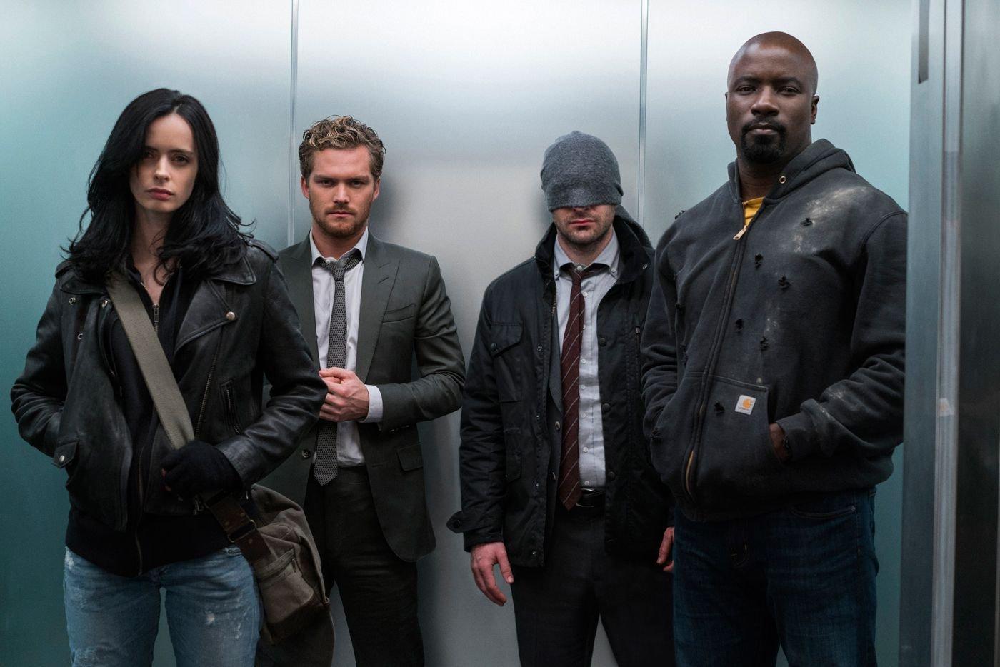 Marvel's The Defenders: Season One