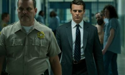 David Fincher Netflix Series Mindhunter with Jonathan Groff Gets Trailer