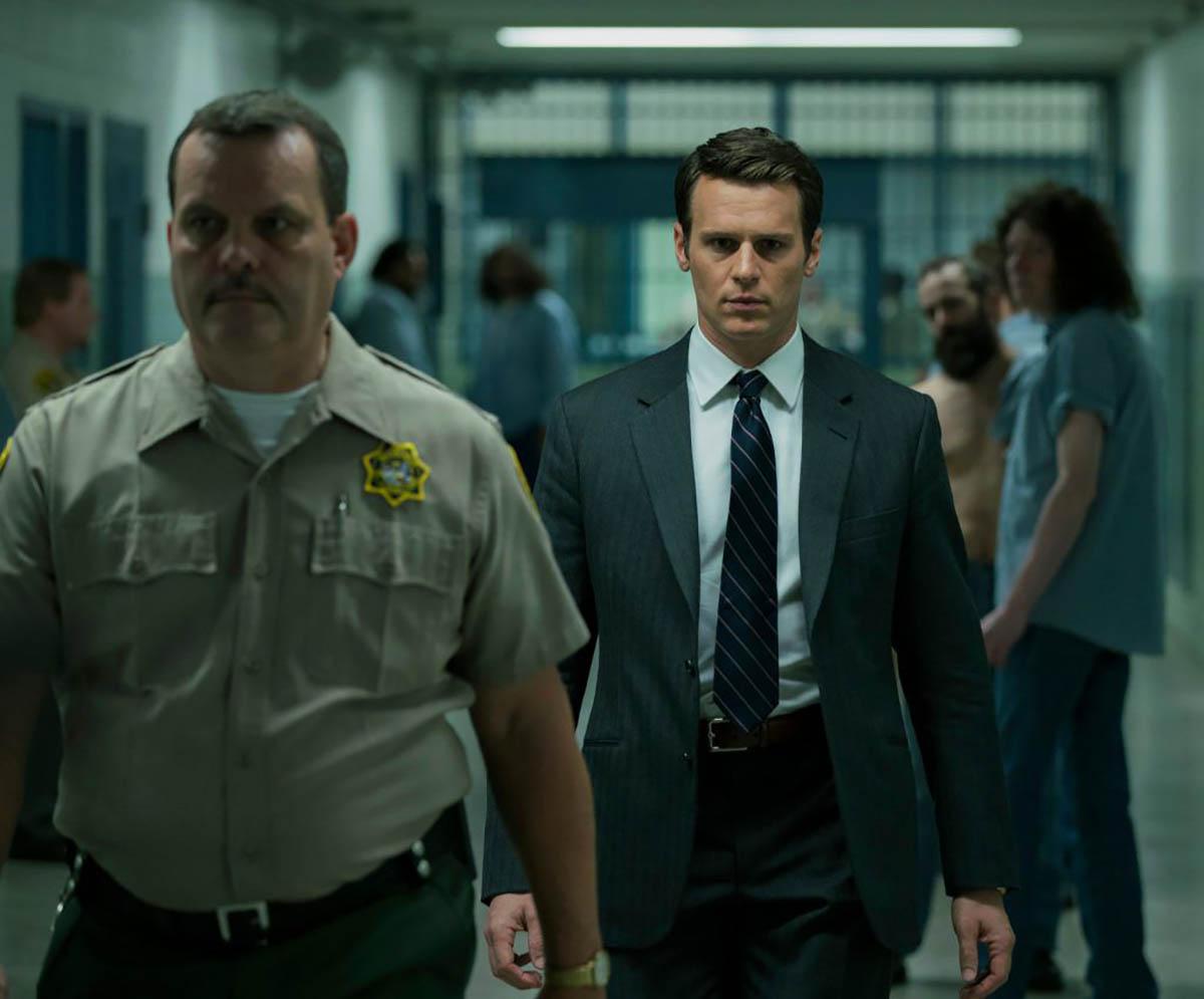 David Fincher Netflix Series Mindhunter with Jonathan Groff Gets Trailer