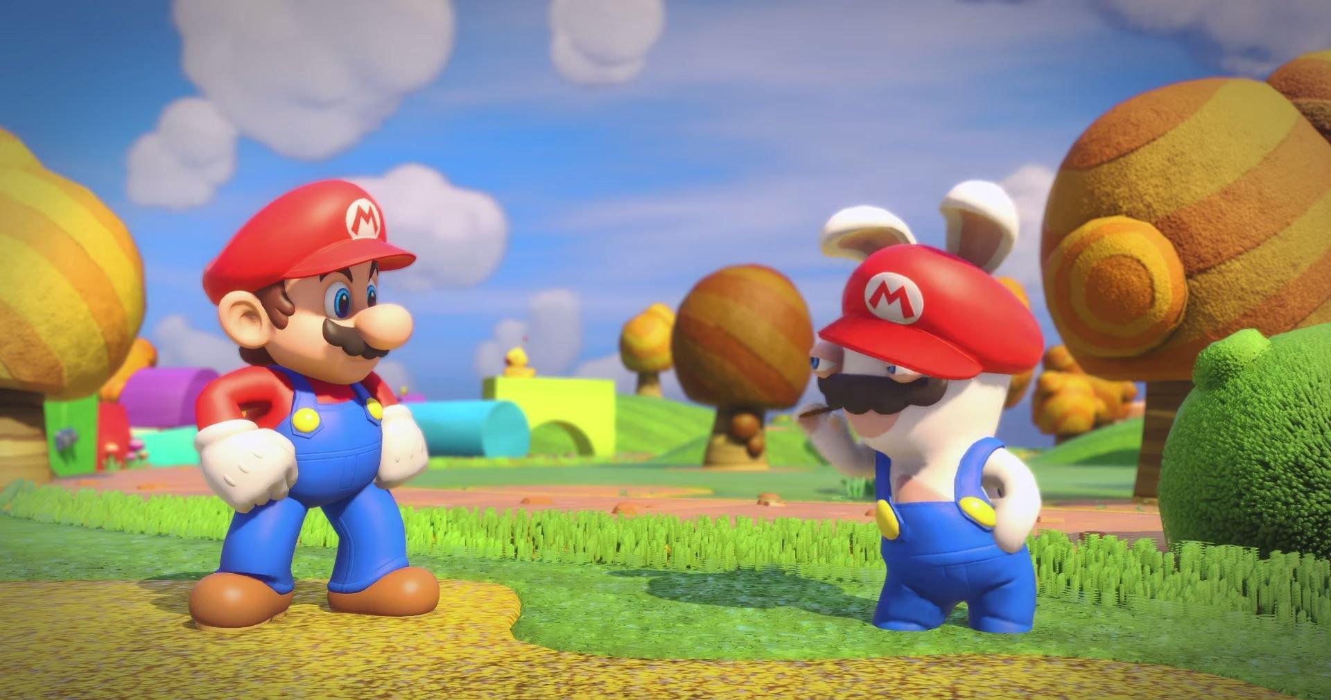 Review: Mario + Rabbids Kingdom Battle - Slant Magazine