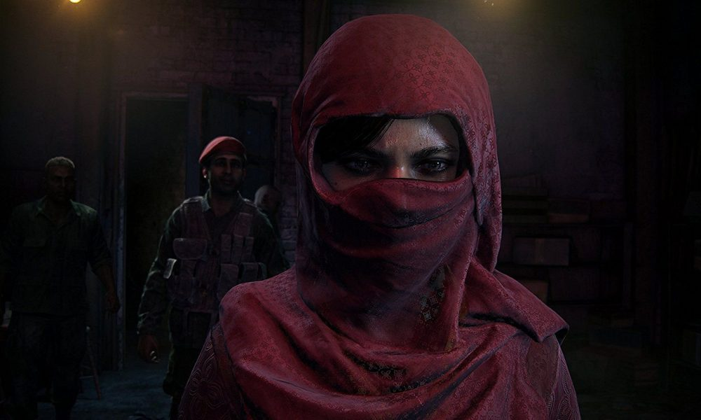 Review Uncharted The Lost Legacy Slant Magazine