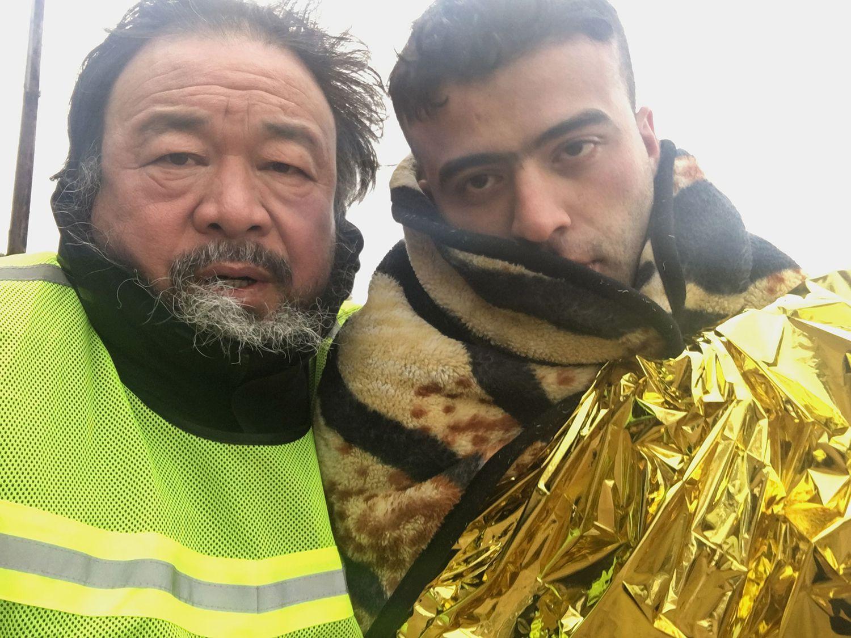 Interview: Ai Weiwei on Human Flow, Activist Art, and Political Censorship