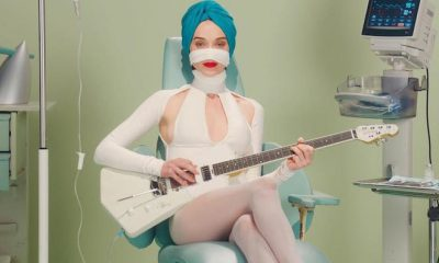 """St. Vincent Goes Under the Knife in """"Los Ageless"""" Music Video"""