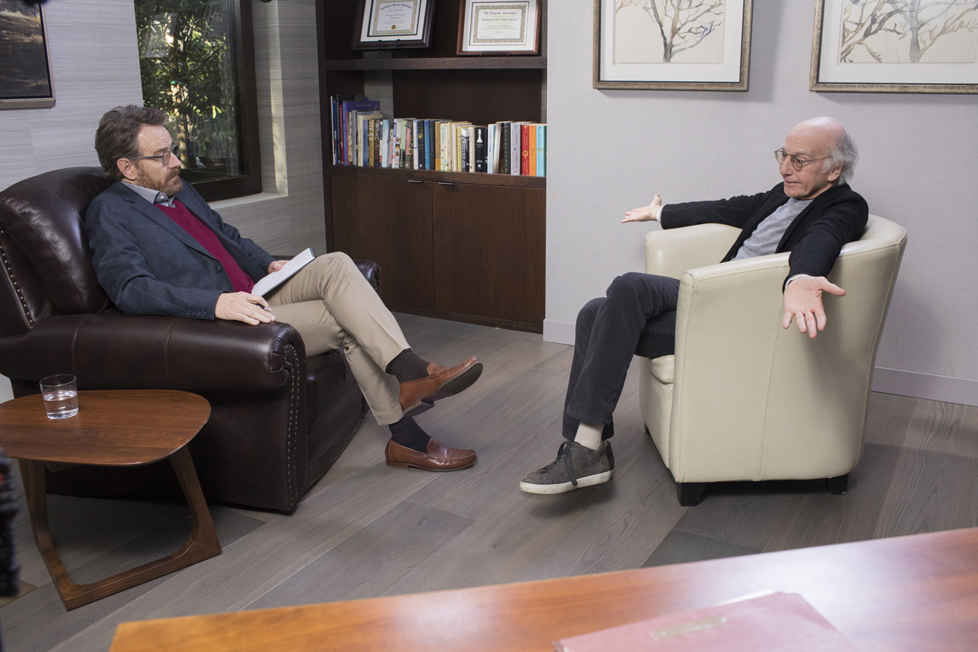 """Curb Your Enthusiasm Recap: Season 9, Episode 4, """"Running with the Bulls"""""""