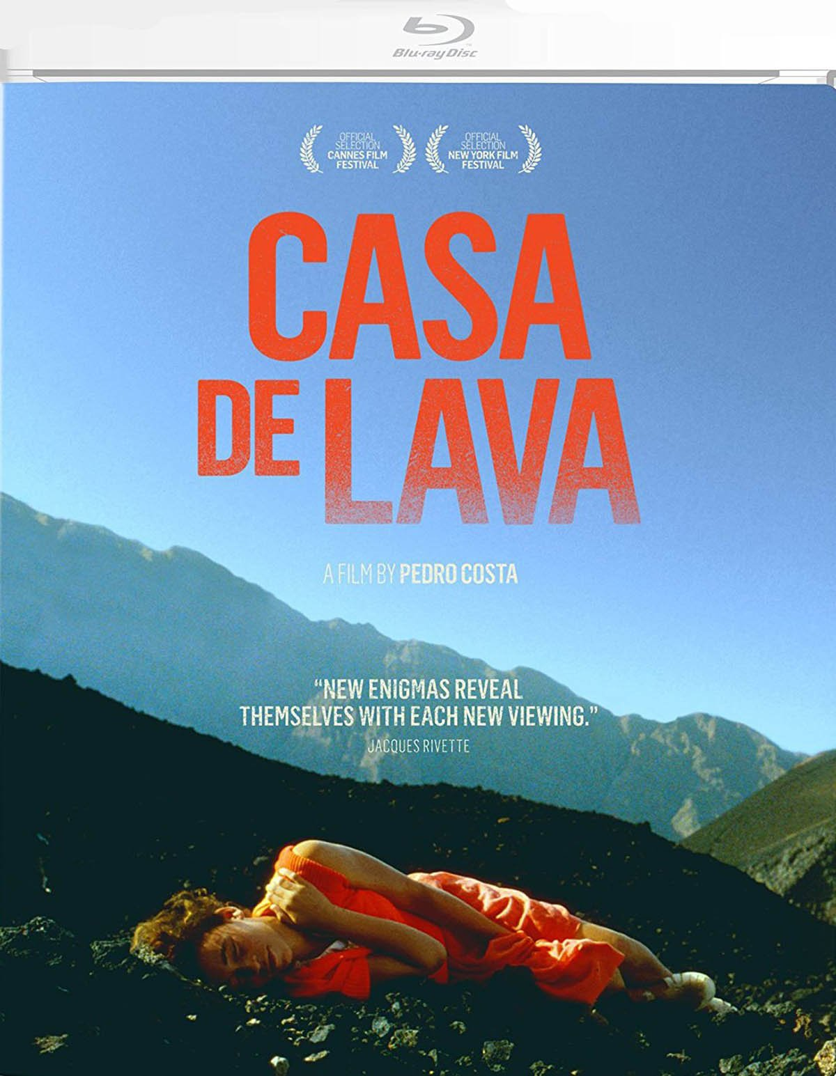 A Casa Di Babette review: pedro costa's casa de lava on grasshopper film blu