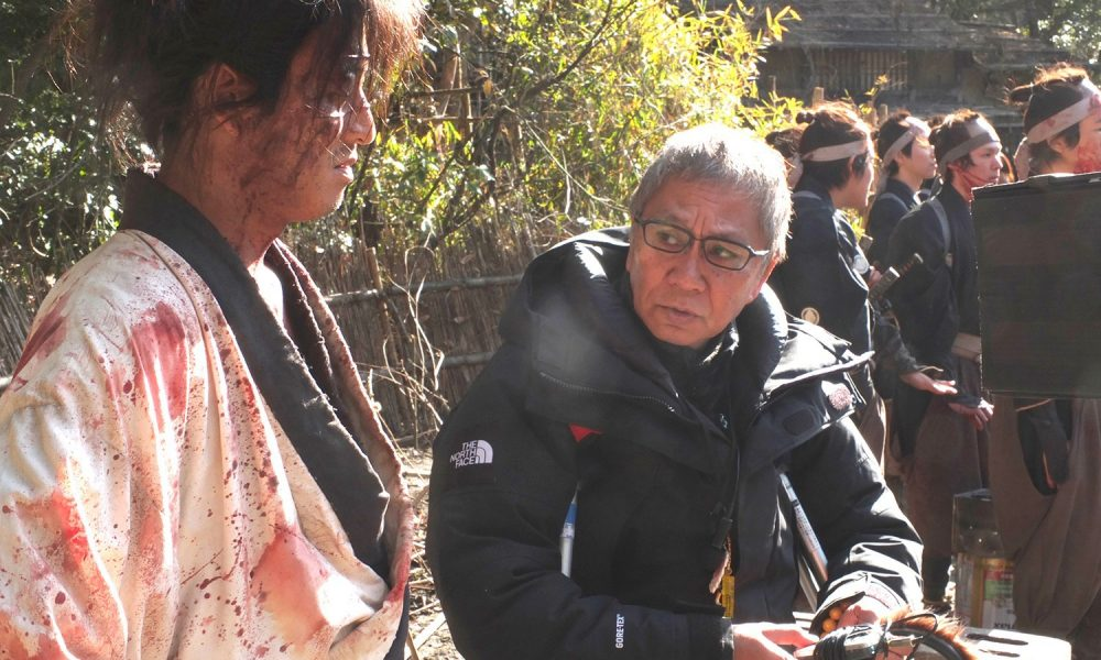 Interview: Takashi Miike on Blade of the Immortal, His 100th Film