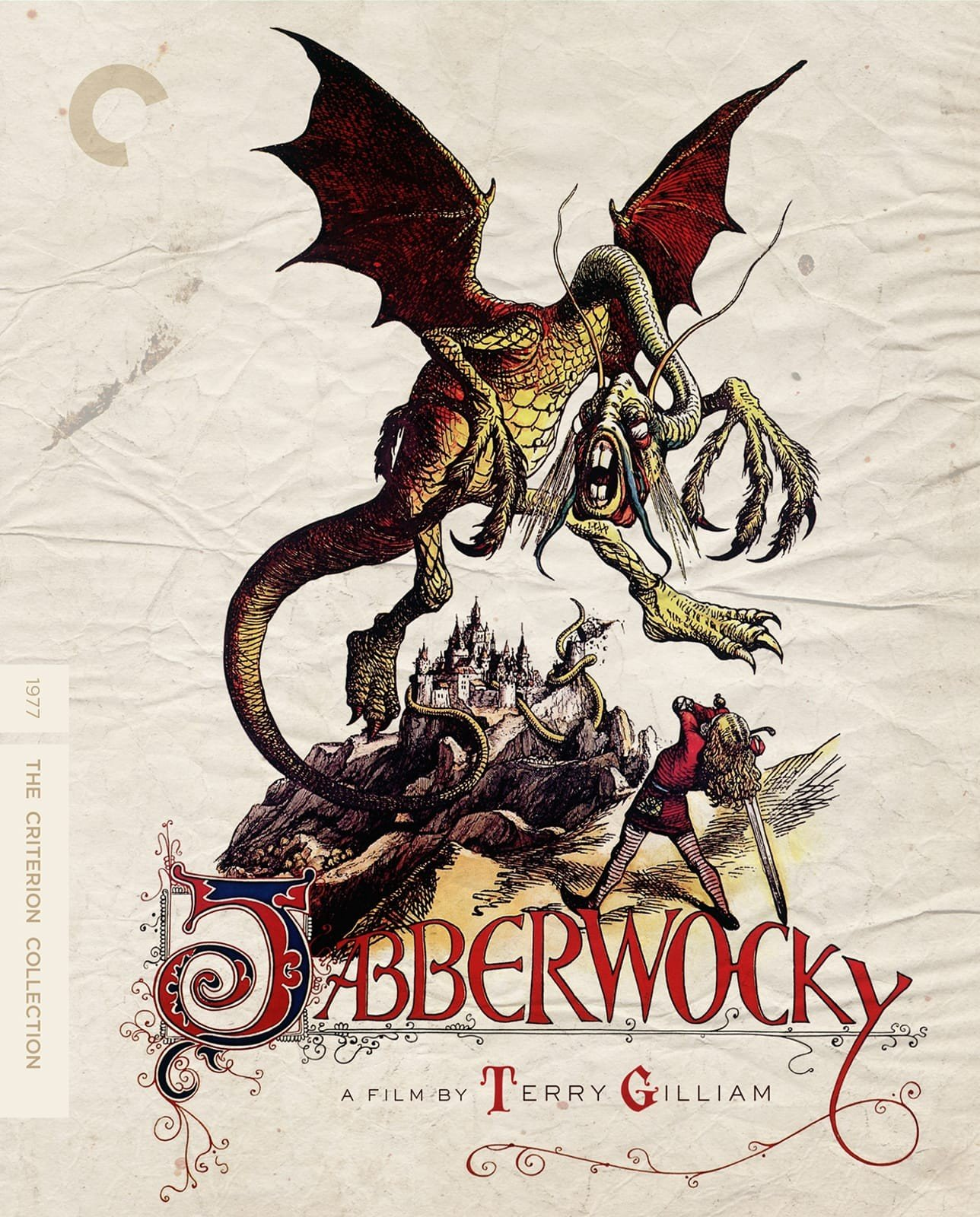 Blu-ray Review: Terry Gilliam's Jabberwocky on the Criterion