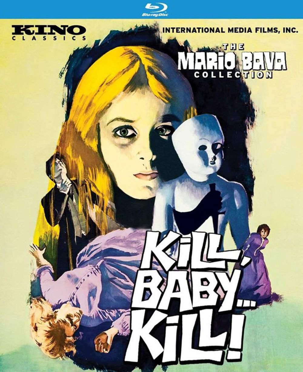 Anal Rapt review: mario bava's kill, babykill! on kino lorber blu