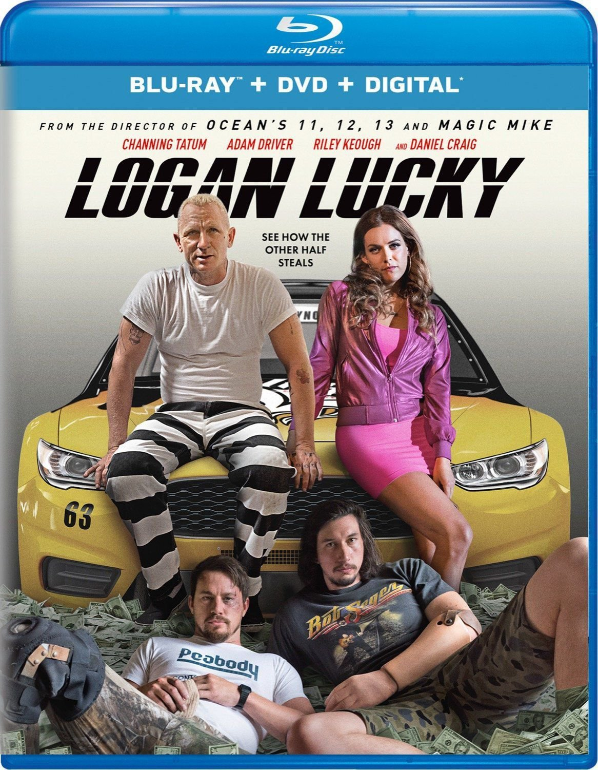 logan lucky soundtrack review