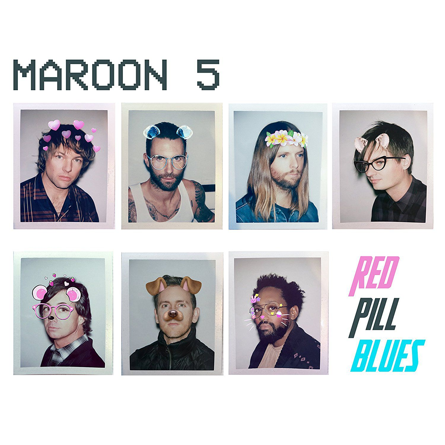 Maroon 5, Red Pill Blues