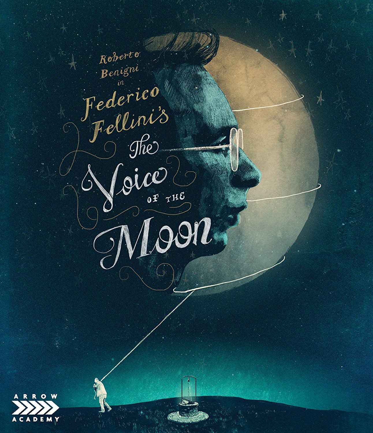 The Darker Voices Of Humanity >> Blu Ray Review Federico Fellini S The Voice Of The Moon Slant