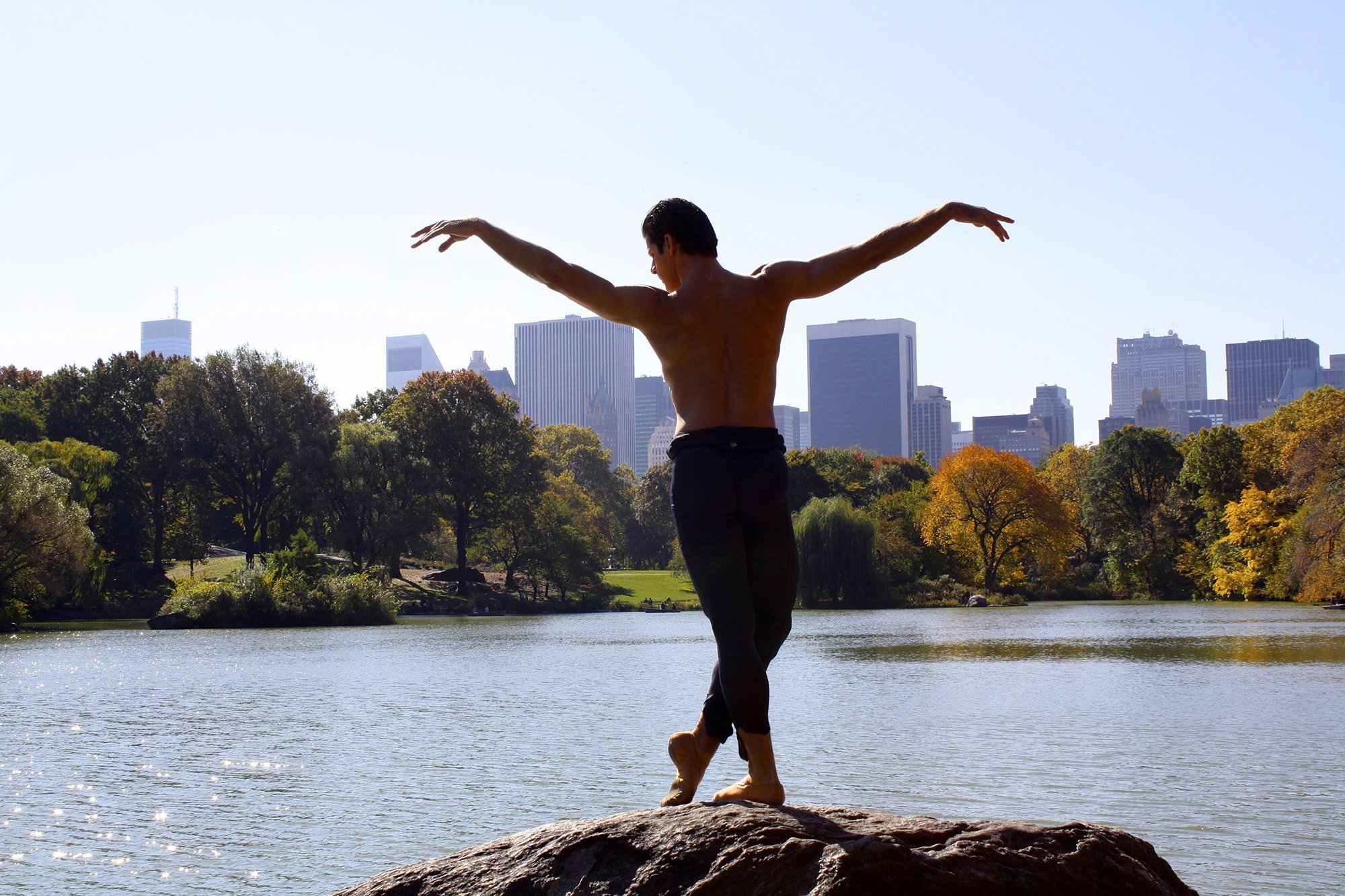 Review Anatomy Of A Male Ballet Dancer Slant Magazine