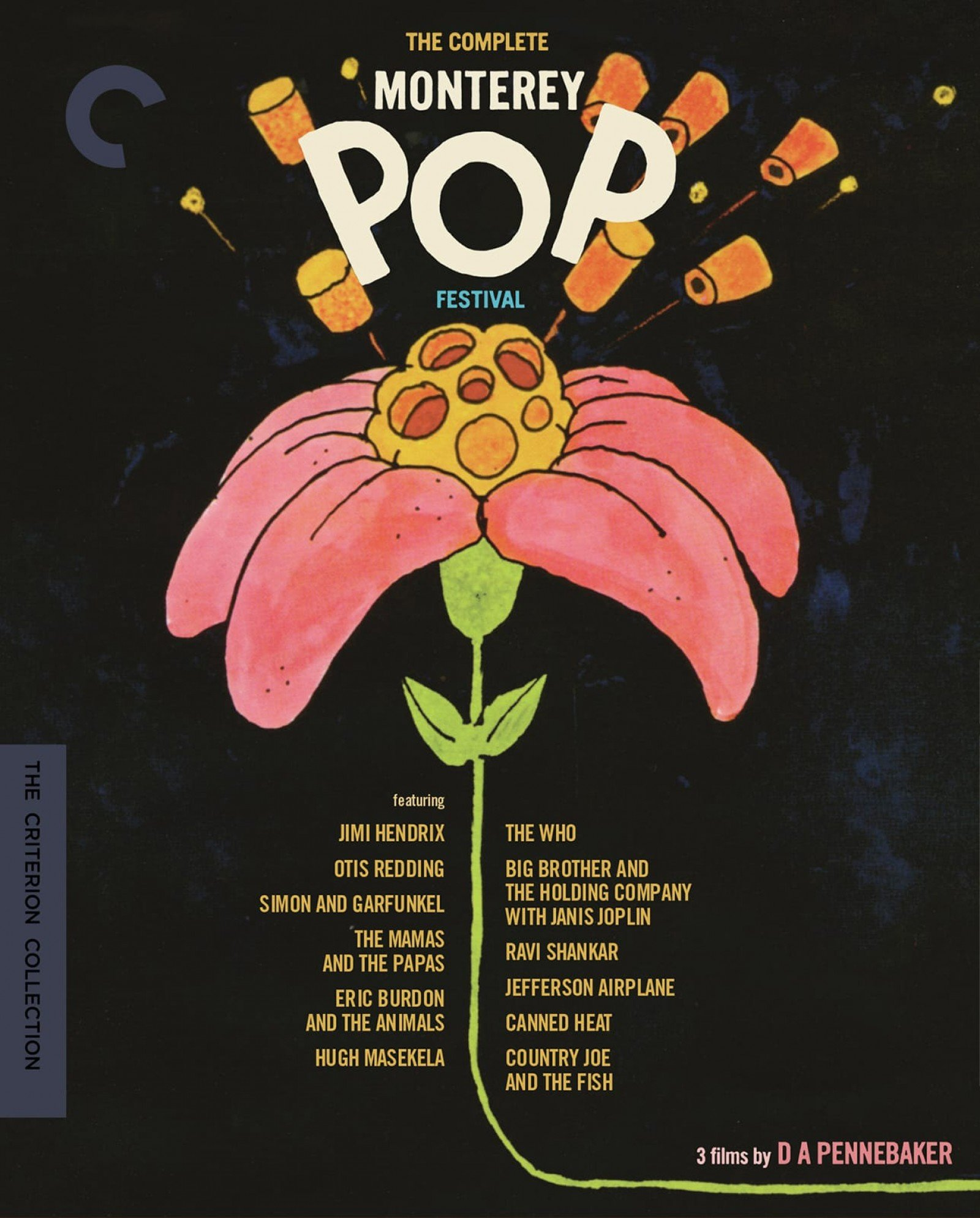 Review: The Complete Monterey Pop Festival on Criterion Blu