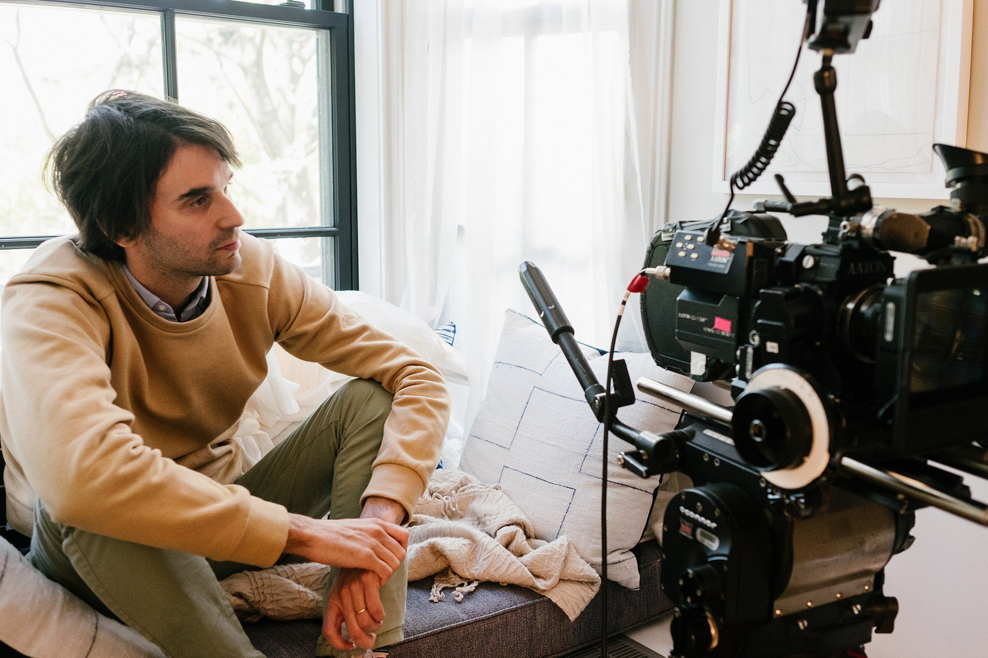 Interview: Alex Ross Perry on Making Golden Exits