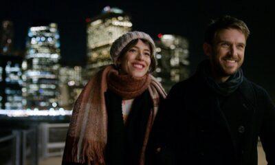 Interview: Rebecca Hall and Dan Stevens Talk Permission