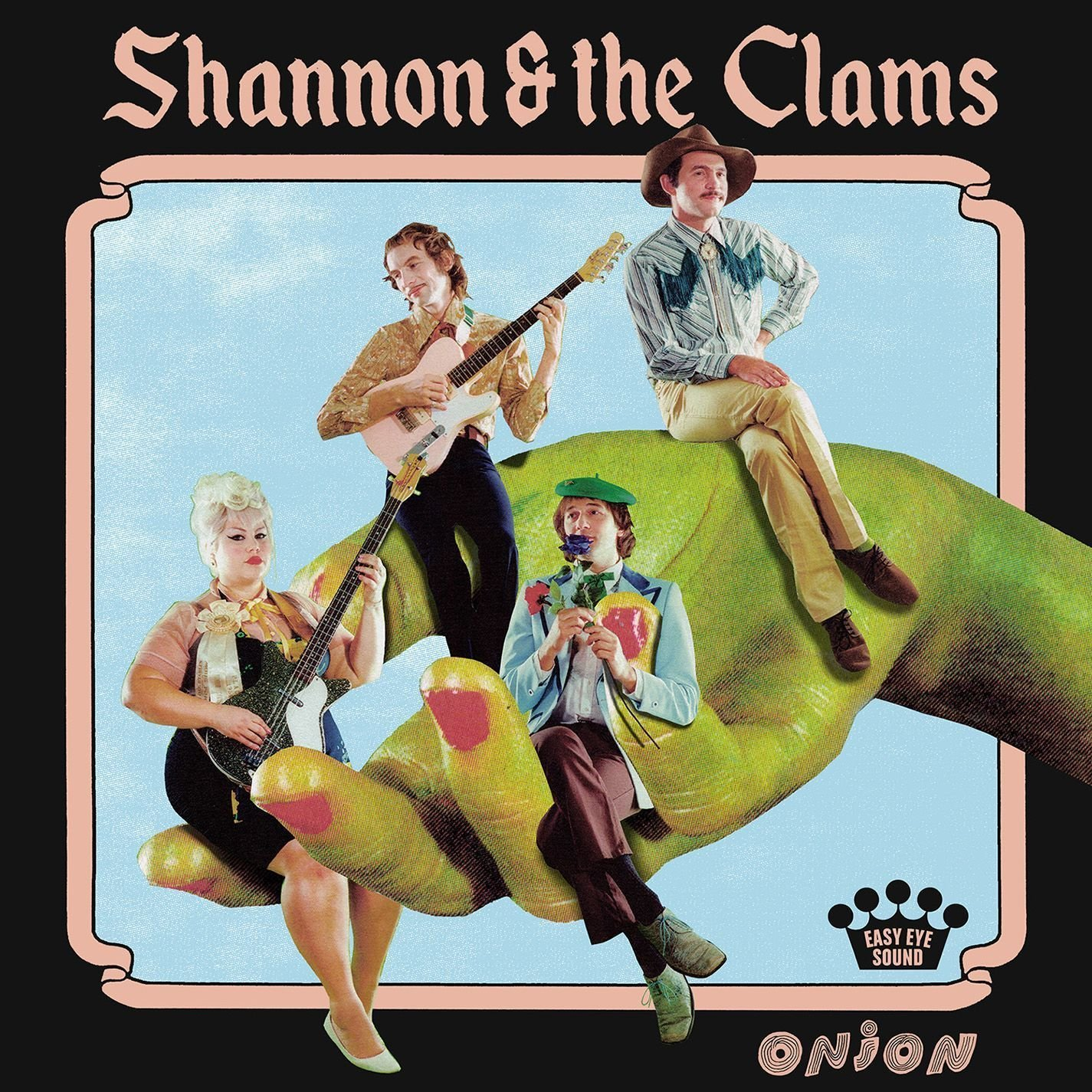 Shannon and the Clams, Onion
