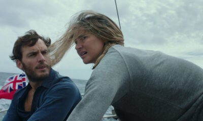 Shailene Woodley and Sam Claflin Are Set Adrift in Official Trailer for Film