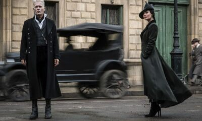 Fantastic Beasts: The Crimes of Grindelwald, Starring Jude Law and Johnny Depp, Gets First Trailer