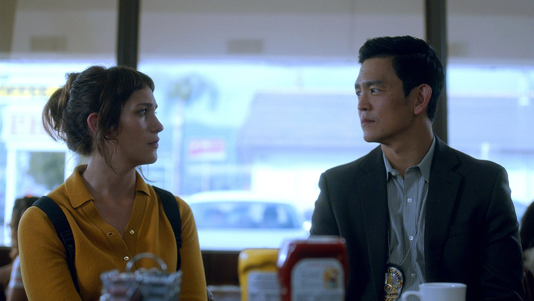 Interview: Aaron Katz and John Cho on Gemini and the Power of Fame