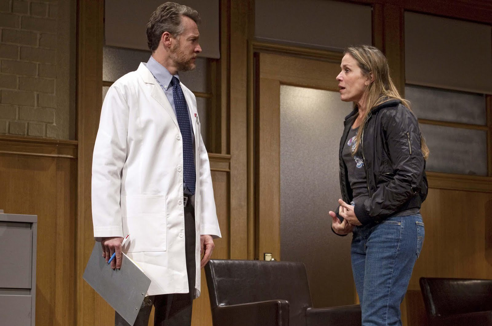 Down and Out in Southie: Good People at the Friedman Theatre