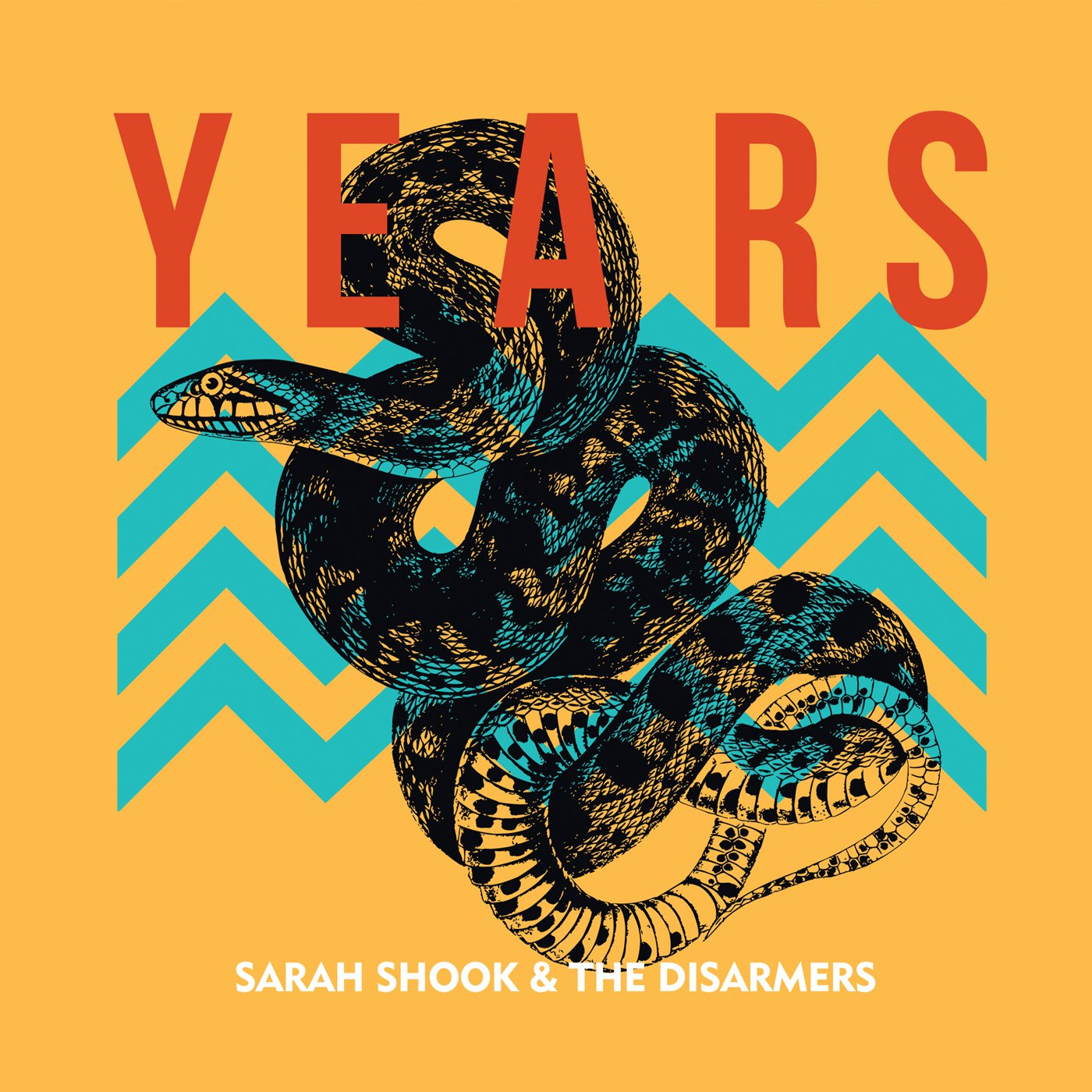 Sarah Shook & the Disarmers, Years