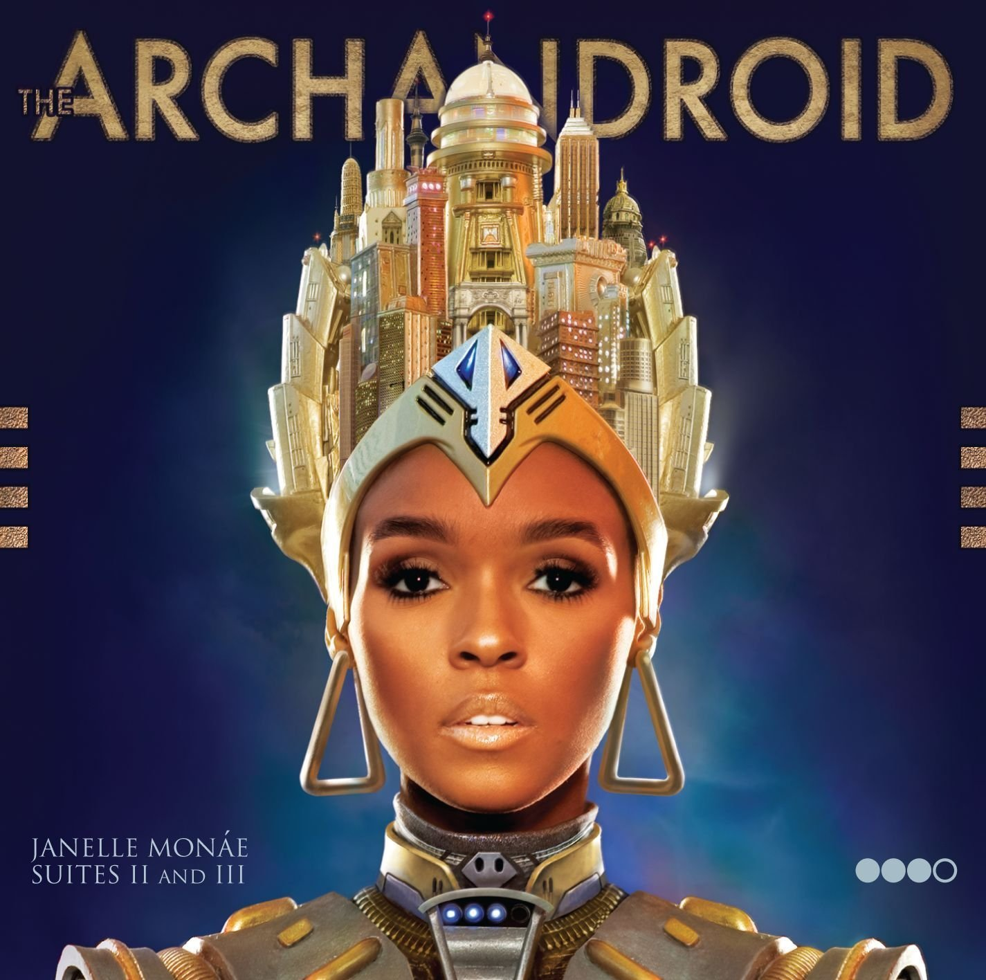 Janelle Monáe, The ArchAndroid (Suites II and III of IV)