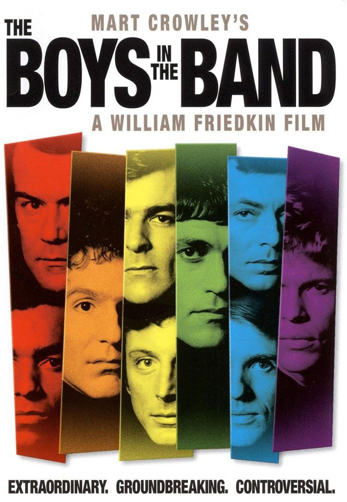 49549120427 DVD Review  The Boys in the Band - Slant Magazine
