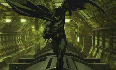 Pulpy Fictions: Batman: Gotham Knight