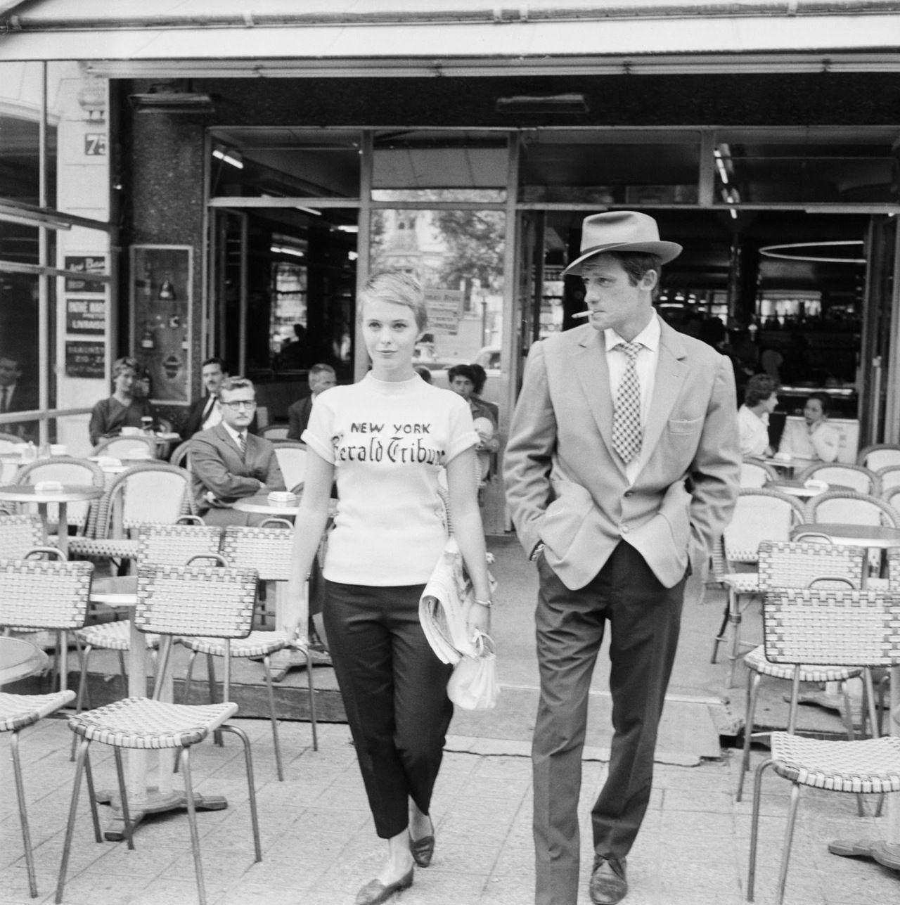 Jean-Luc Godard's Breathless on Criterion