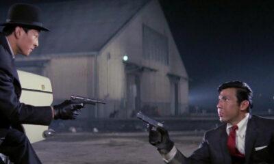 Seijun Suzuki's Detective Bureau 2-3: Go to Hell Bastards! Comes to DVD