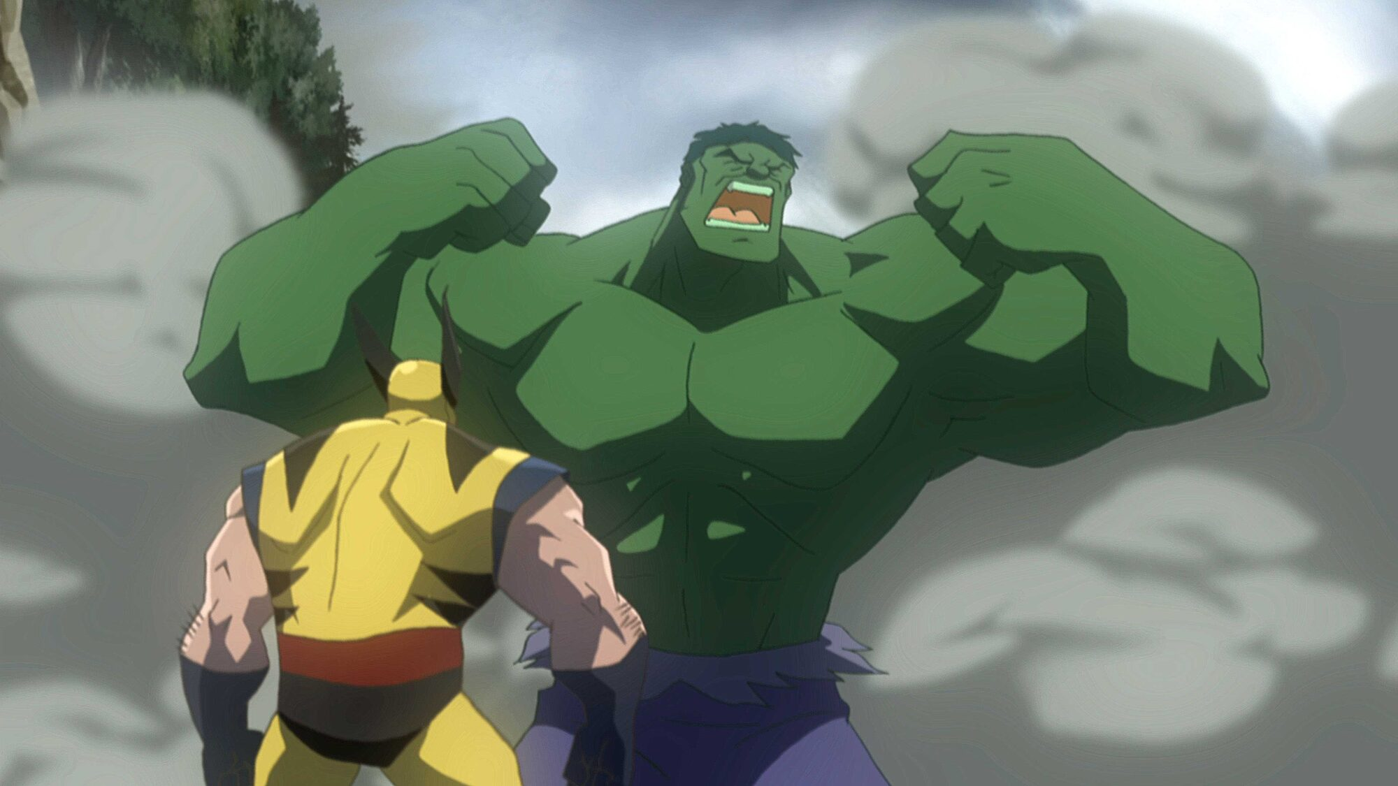 No-Prize Animated: Hulk Vs.