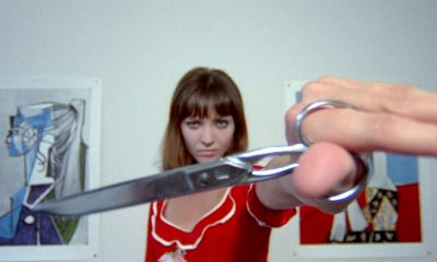 Jean-Luc Godard's Pierrot Le Fou on Criterion