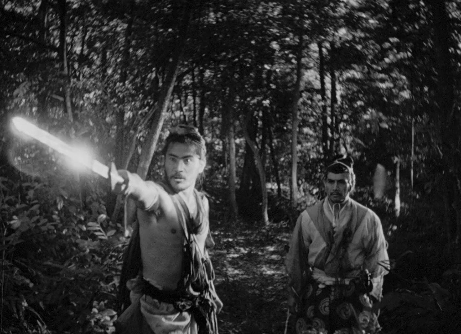 Akira Kurosawa's Rashômon on Criterion