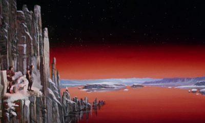 Byron Haskin's Robinson Crusoe on Mars on Criterion