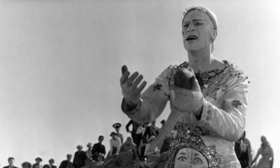 Ingmar Bergman's Sawdust and Tinsel on Criterion