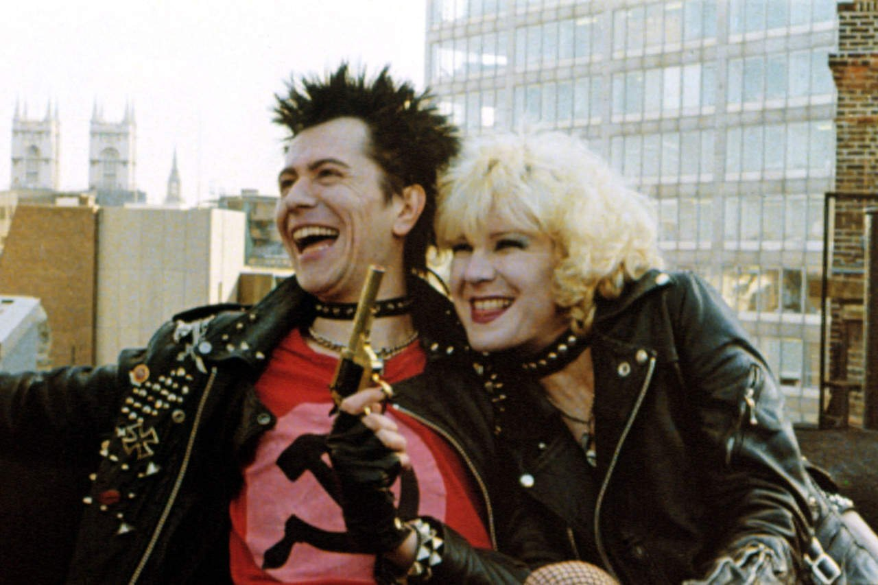 Alex Cox's Sid & Nancy on Criterion