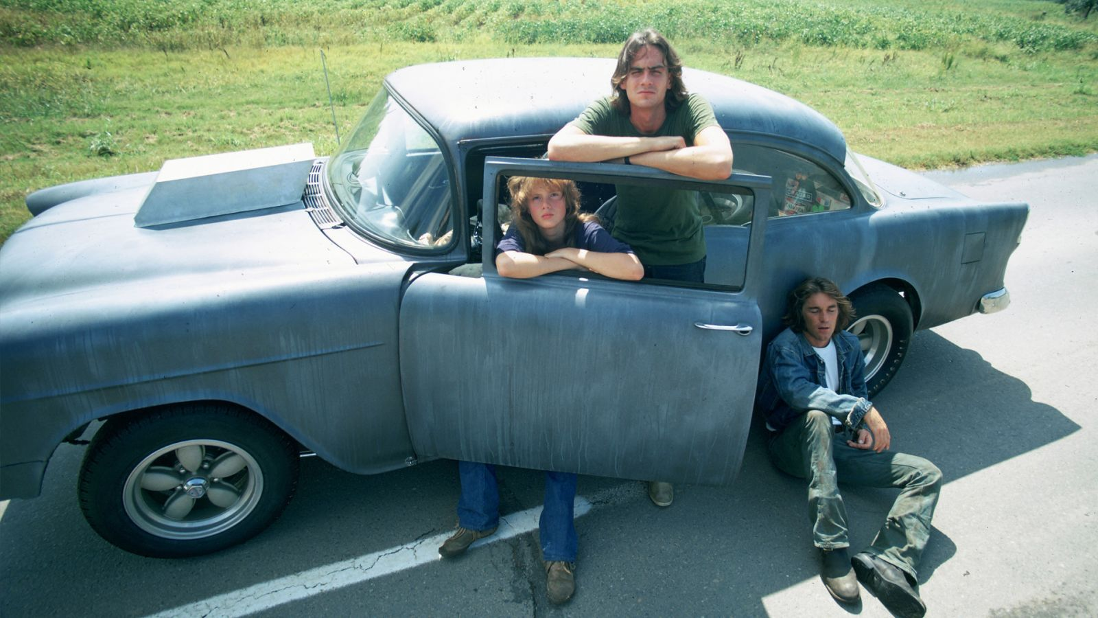 Two-Lane Blacktop on Criterion