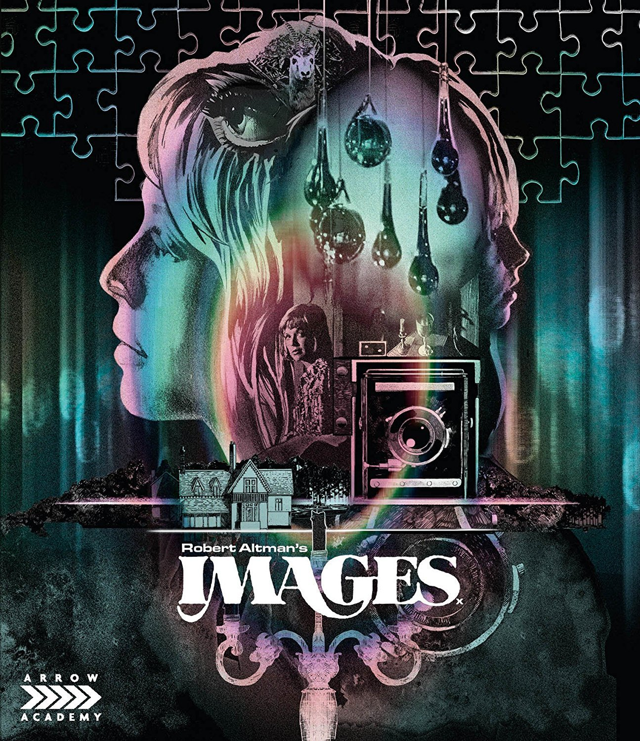 Blu-ray Review: Robert Altman's Images Joins the Arrow Academy