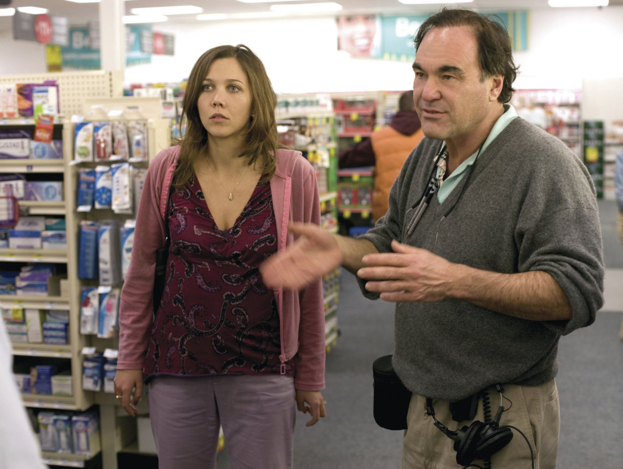 Manageable Tension: An Interview with Oliver Stone