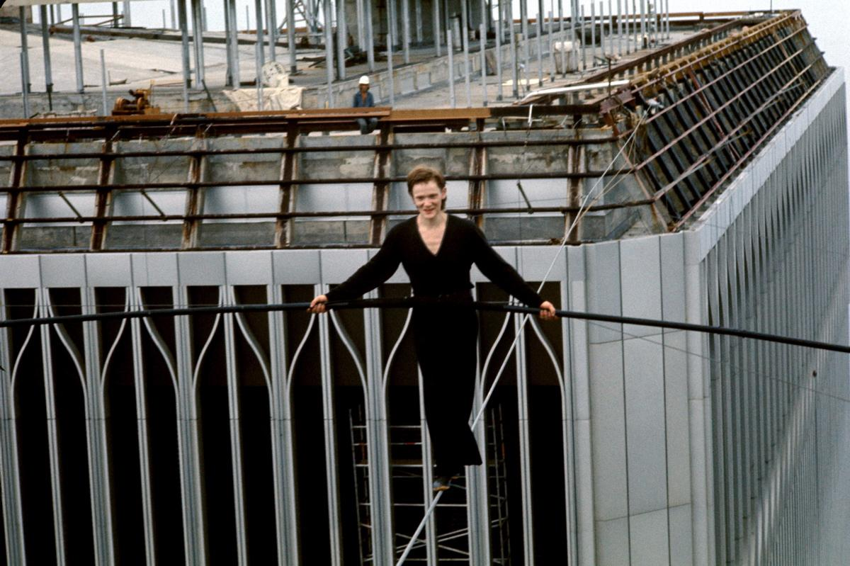 Strange Duality: An Interview with Man on Wire's Philippe Petit and James Marsh