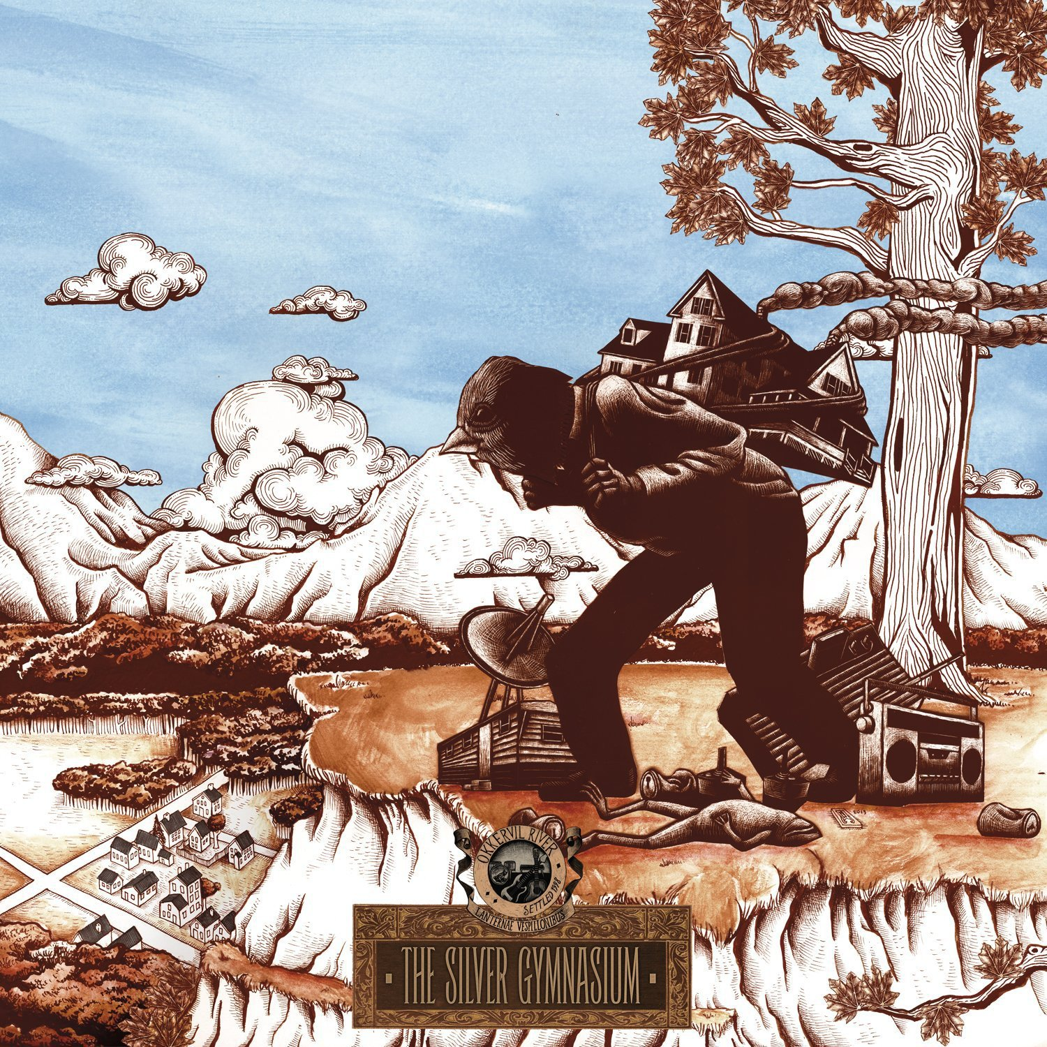 Okkervil River, The Silver Gymnasium
