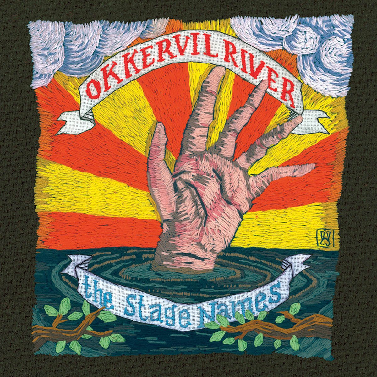 Okkervil River, The Stage Names
