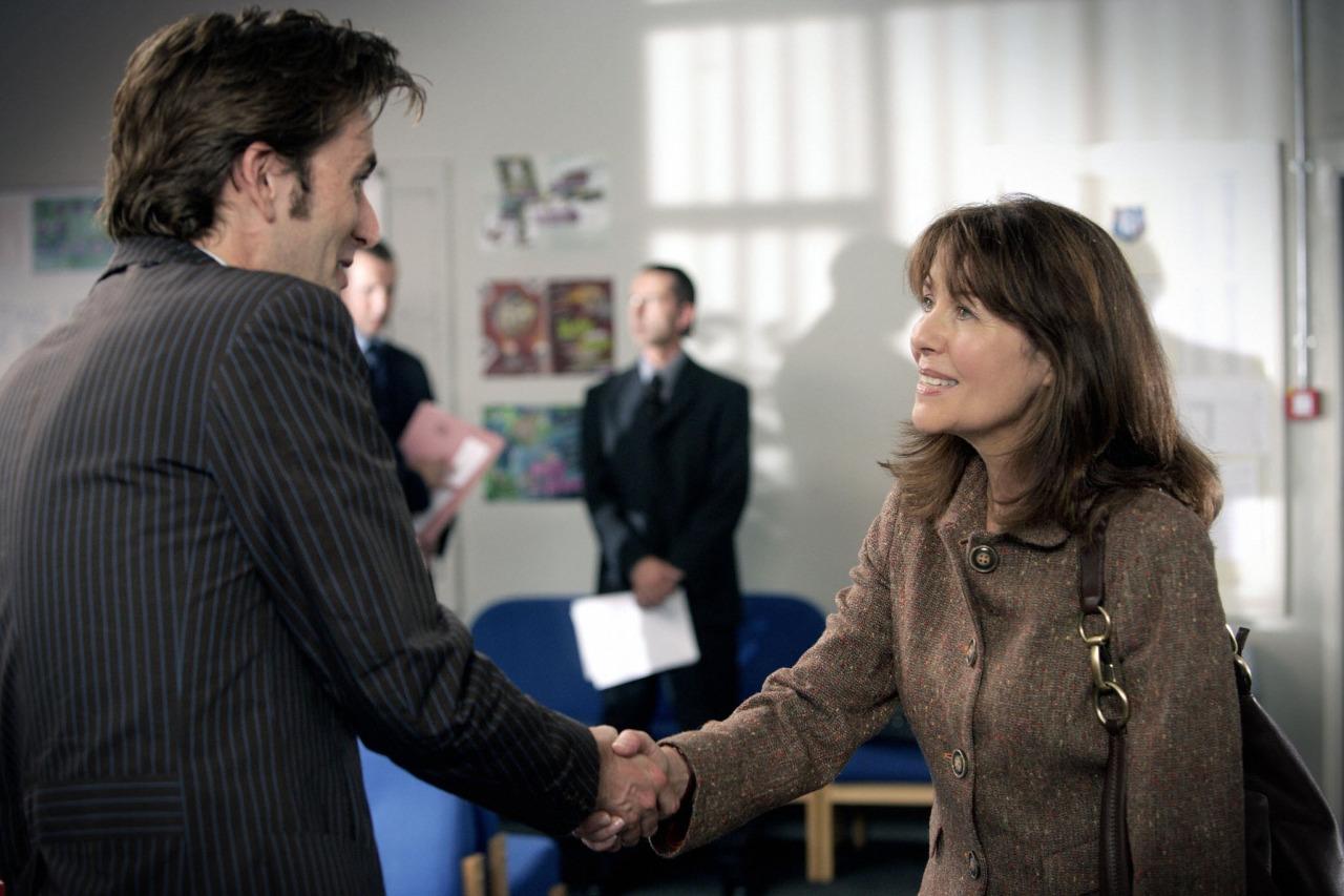 """Doctor Who Recap: Season 2, Episode 3: """"School Reunion"""""""