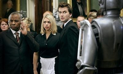 "Doctor Who Recap: Season 2, Episode 5: ""Rise of the Cybermen"""