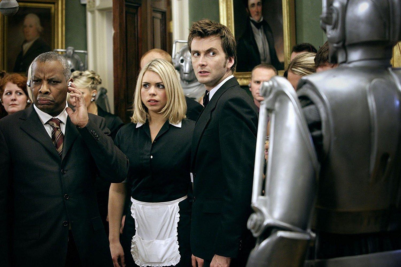 "Doctor Who Recap: Season 2, Episode 5: ""Rise of the Cybermen"""