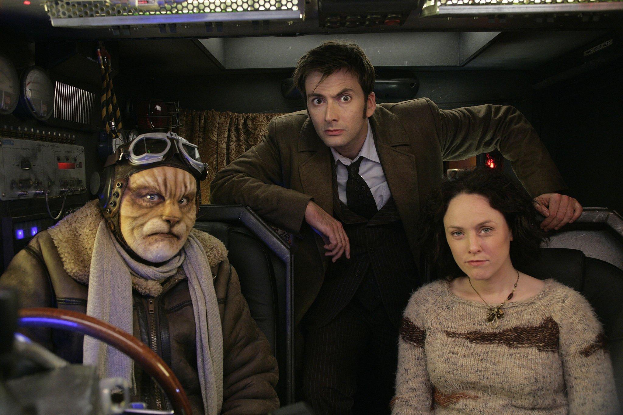 """Doctor Who Recap: Season 3, Episode 3, """"Gridlock"""""""
