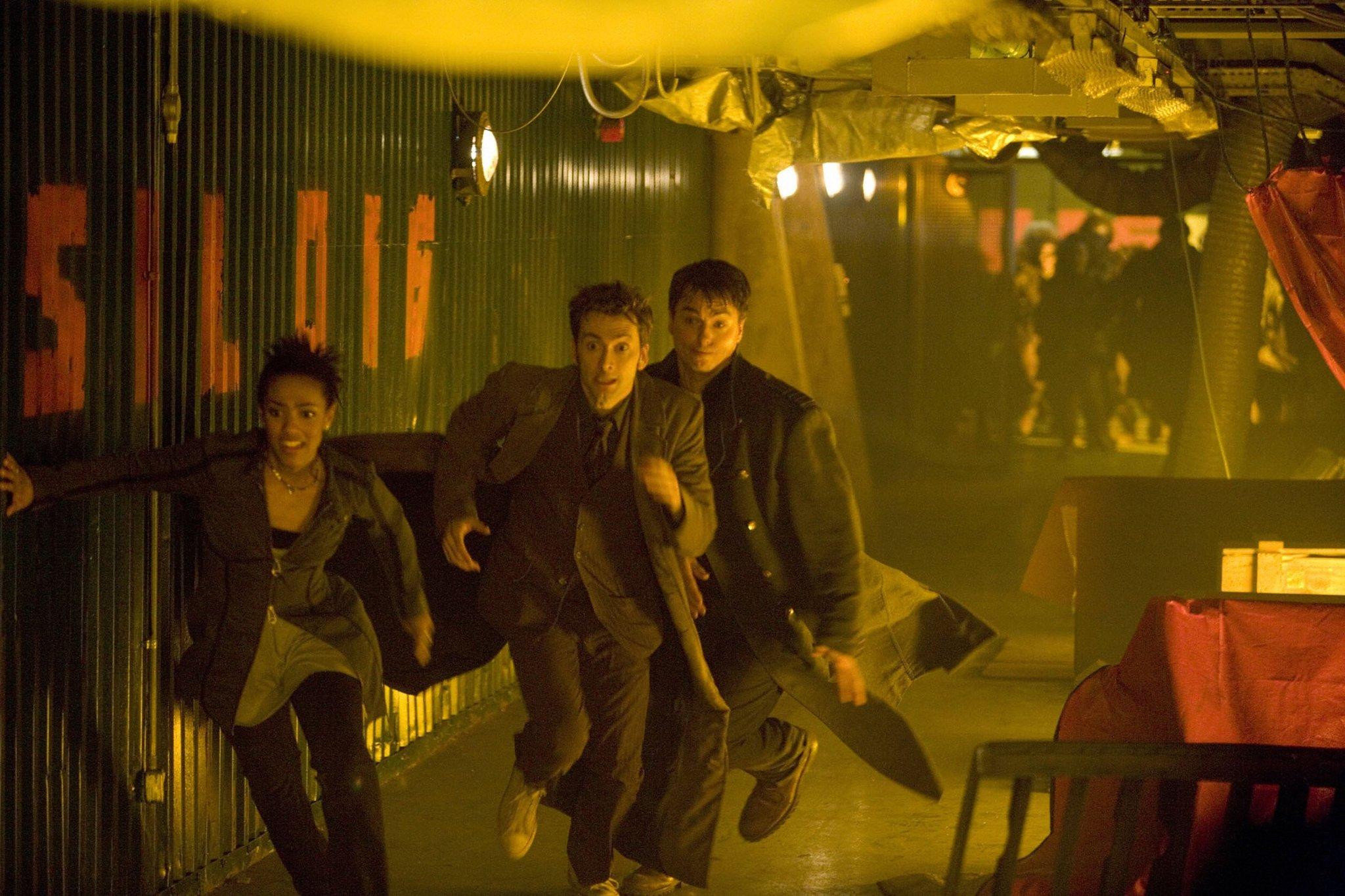 """Doctor Who Recap: Season 3, Episode 11, """"Utopia"""""""