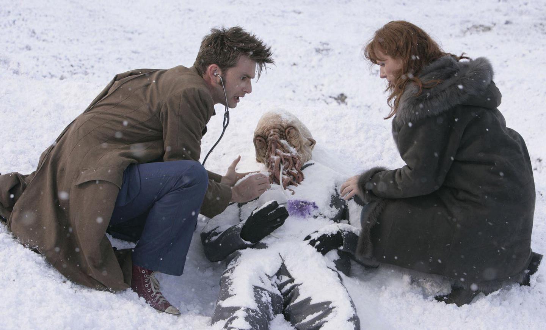 "Doctor Who Recap: Season 4, Episode 3, ""Planet of the Ood"""