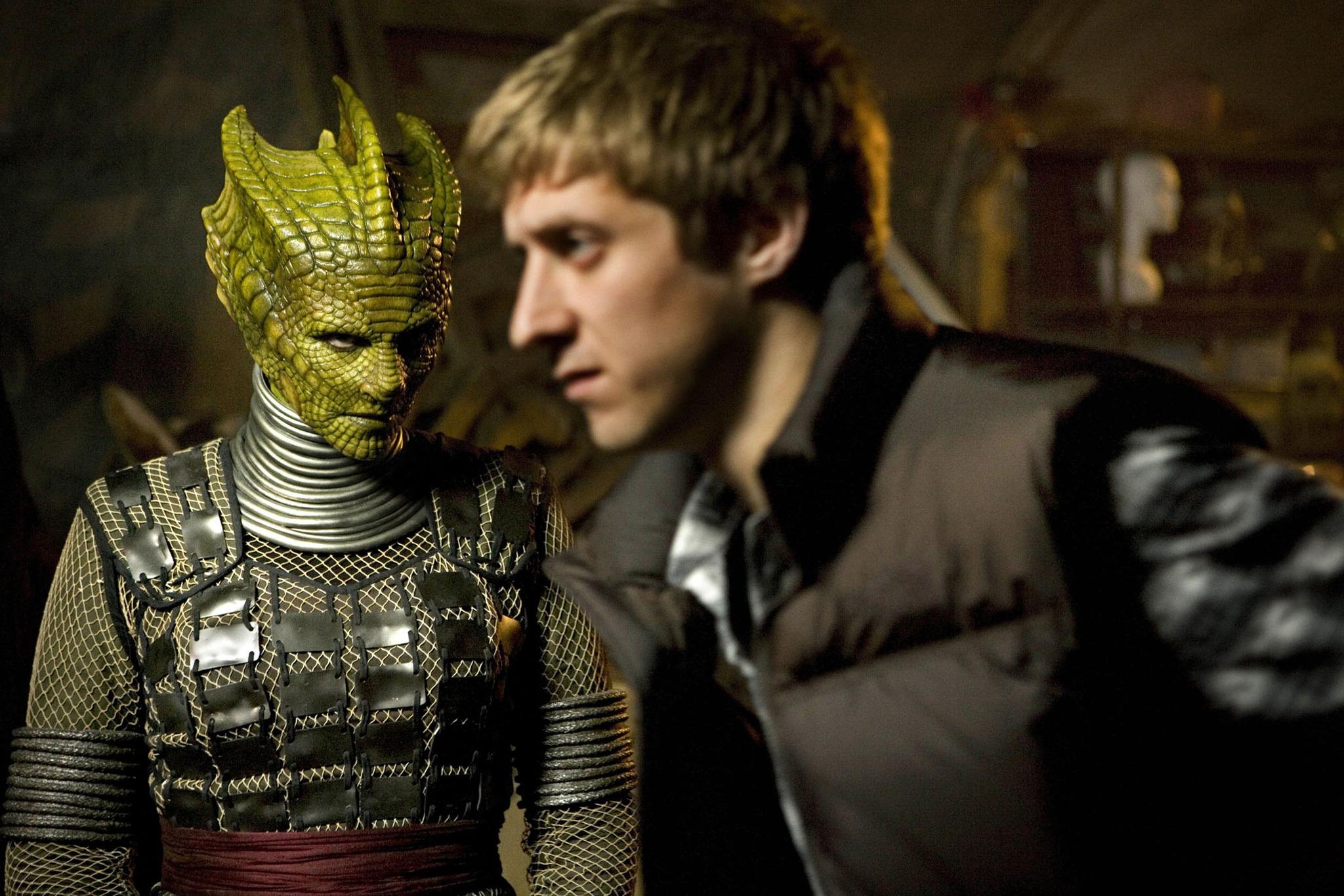 """Doctor Who Recap: Season 5, Episode 8: """"The Hungry Earth"""""""