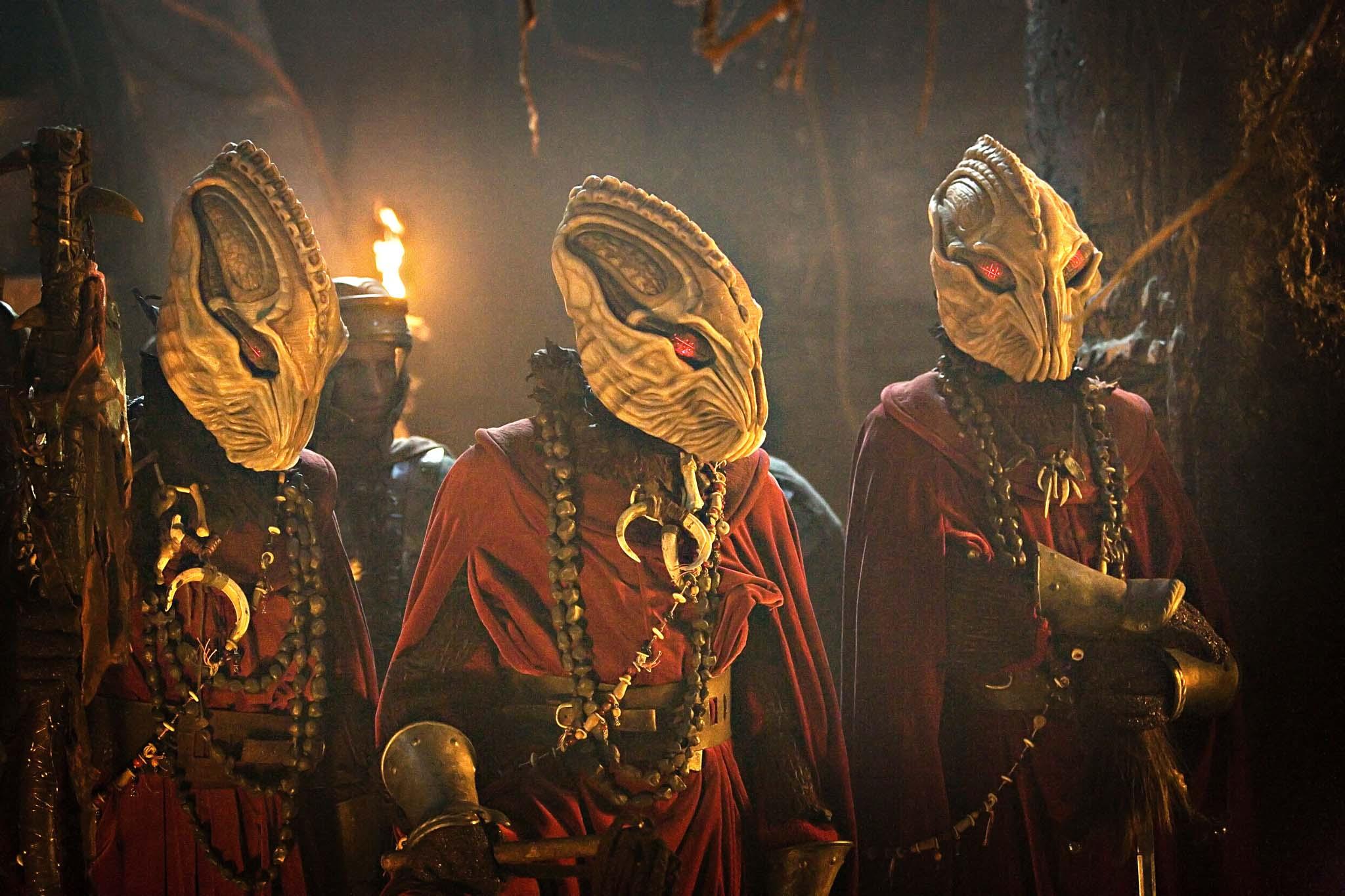 """Doctor Who Recap: Season 5, Episode 12: """"The Pandorica Opens"""""""